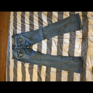 Rock revival jeans size 30- new condition
